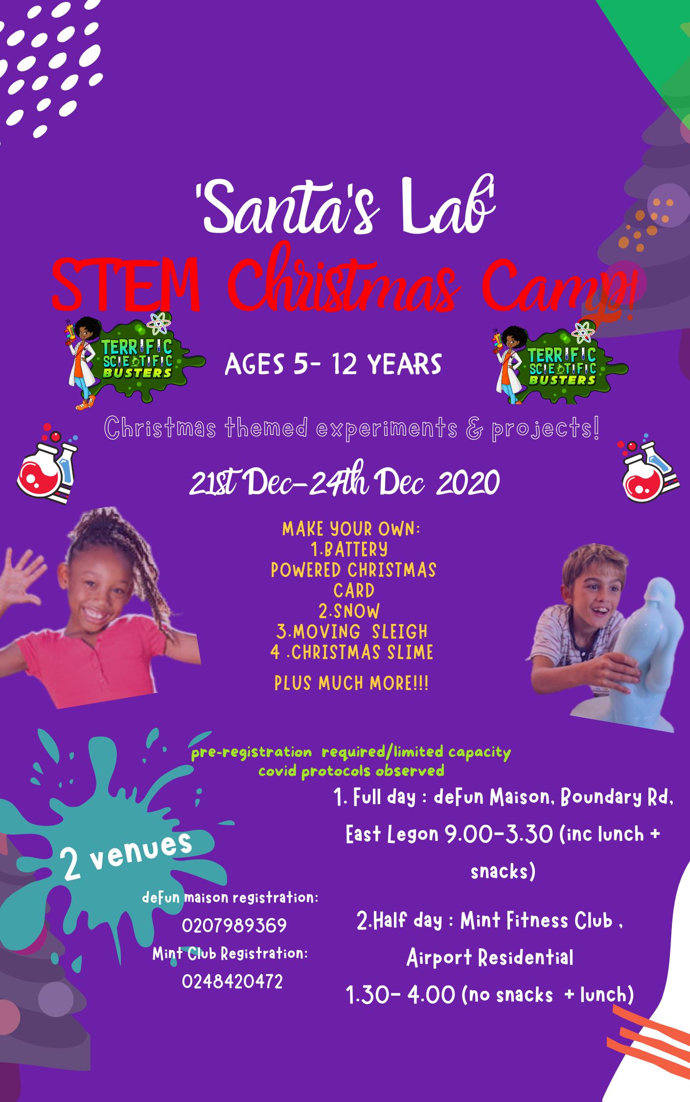 Holiday Kids Camp